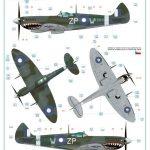 Eduard-2119-Spitfire-Mk.-VIII-Aussie-Eight-50-150x150 Aussie Eight (Spitfire Mk. VIII in Australian Service) von Eduard