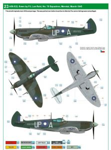 Eduard-2119-Spitfire-Mk.-VIII-Aussie-Eight-57-222x300 Eduard 2119 Spitfire Mk. VIII Aussie Eight (57)