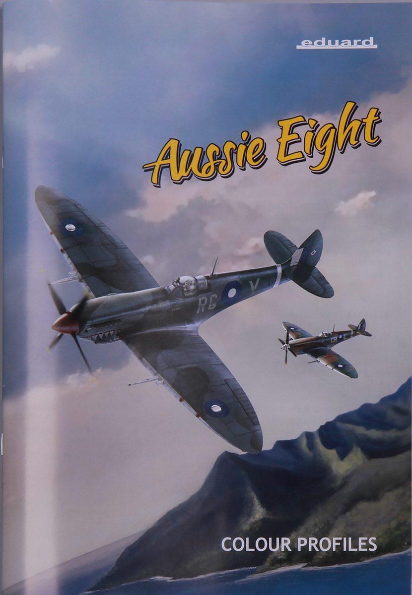 Eduard-2119-Spitfire-Mk.-VIII-Aussie-Eight-8 Aussie Eight (Spitfire Mk. VIII in Australian Service) von Eduard