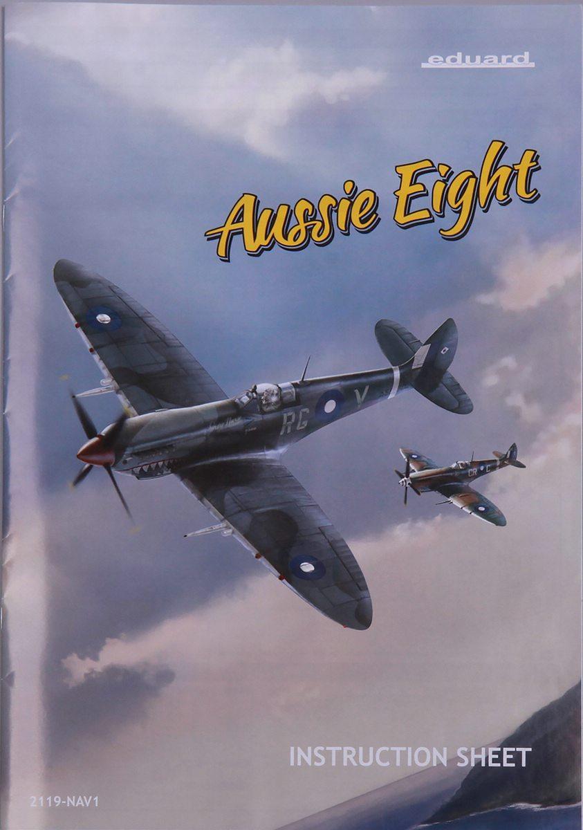 Eduard-2119-Spitfire-Mk.-VIII-Aussie-Eight-9 Aussie Eight (Spitfire Mk. VIII in Australian Service) von Eduard
