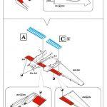 Eduard-72643-Fw-189A-1-Landing-flaps-4-150x150 Eduard Zubehör für die Fw 189A-1 Uhu von ICM im Maßstab 1:72