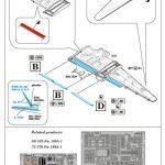Eduard-72643-Fw-189A-1-Landing-flaps-5-150x150 Eduard Zubehör für die Fw 189A-1 Uhu von ICM im Maßstab 1:72