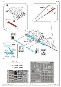 Eduard-72643-Fw-189A-1-Landing-flaps-5-211x300 Eduard 72643 Fw 189A-1 Landing flaps (5)