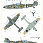 Eduard-84142-Bf-109-G-6-Erla-5-150x150 Messerschmitt Bf 109 G-6 Erla von Eduard ( 84142 )
