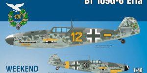 Messerschmitt Bf 109 G-6 Erla von Eduard ( 84142 )