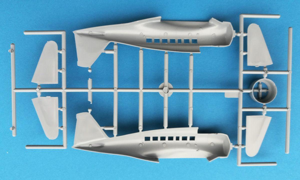 Frrom-Northrop-DElta-6 Northrop Delta von Frrom im Maßstab 1:72