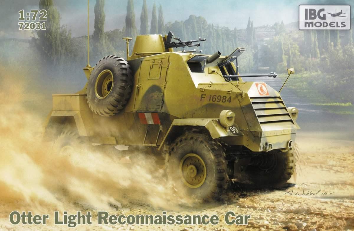 IBG-72031-Otter-Light-Reconnaissance-Car-16 OTTER Light Reconnaissance Car by IBG in 72nd scale