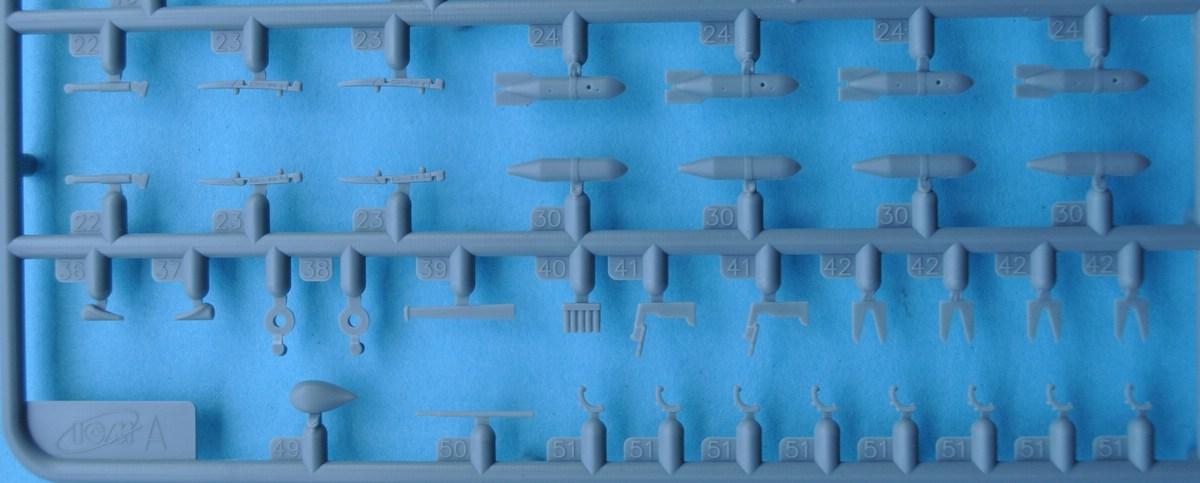 ICM-72291-Fw-189A-1-Uhu-32 Focke Wulf Fw 189 A-1 Uhu von ICM (1:72, # 72291 )