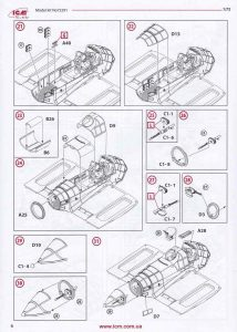ICM-72291-Fw-189A-1-Uhu-45-214x300 ICM 72291 Fw 189A-1 Uhu (45)