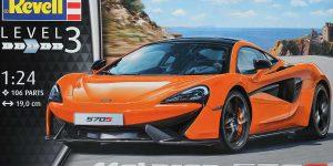 McLaren 570S im Maßstab 1:24 von Revell