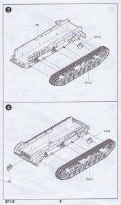 Trumpeter-07110-Soviet-Voroshilovets-Tractor-4-177x300 Trumpeter 07110 Soviet Voroshilovets Tractor (4)