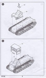 Trumpeter-07110-Soviet-Voroshilovets-Tractor-5-176x300 Trumpeter 07110 Soviet Voroshilovets Tractor (5)