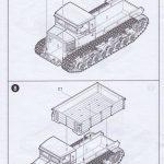 Trumpeter-07110-Soviet-Voroshilovets-Tractor-6-150x150 Soviet Artillery Tractor Voroshilovets von Trumpeter 1:72