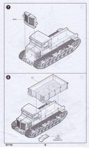 Trumpeter-07110-Soviet-Voroshilovets-Tractor-6-180x300 Trumpeter 07110 Soviet Voroshilovets Tractor (6)