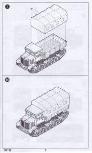 Trumpeter-07110-Soviet-Voroshilovets-Tractor-7-180x300 Trumpeter 07110 Soviet Voroshilovets Tractor (7)