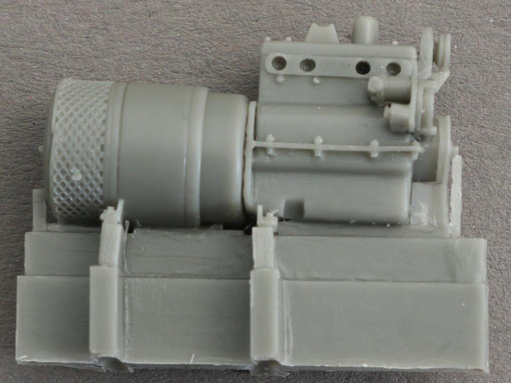 5 U.S. Power Unit M5 plus model 378 (1:35)