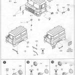 6-1-150x150 Russian GAZ-66 Light Truck Trumpeter 01016 (1:35)