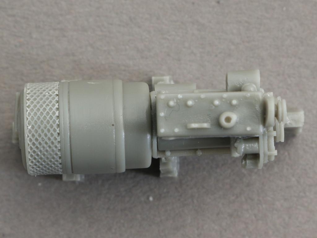 6 U.S. Power Unit M5 plus model 378 (1:35)