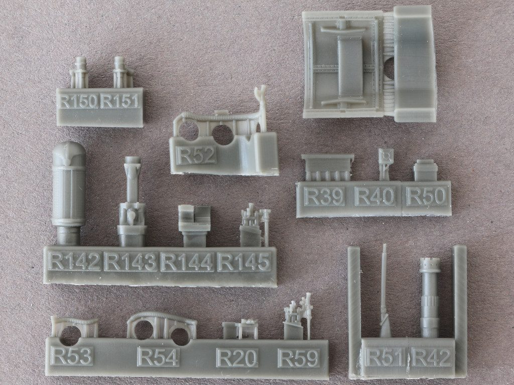 70-1024x768 Bf 109F Engine and Fuselage Guns Eduard 1:48 (648 300)