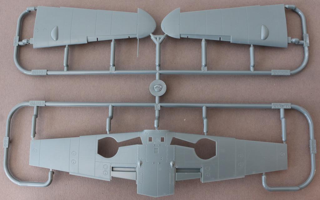 82110K Bf 109G-2 1:48 Eduard ProfiPACK (82116)