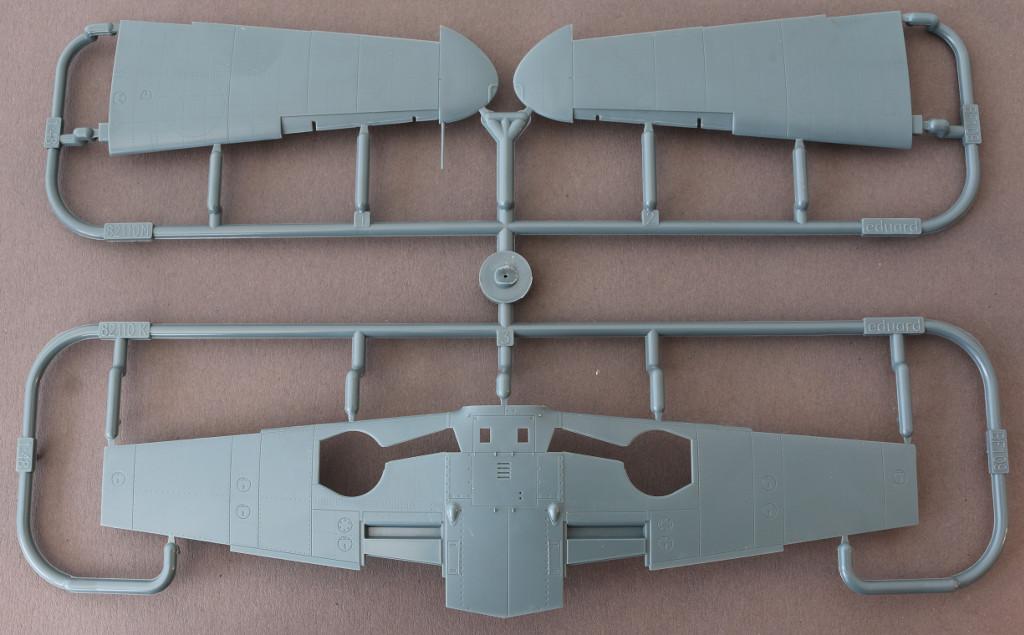 82110M Bf 109G-2 1:48 Eduard ProfiPACK (82116)