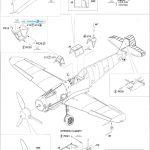 Anleitung09-150x150 Bf 109G-2 1:48 Eduard ProfiPACK (82116)