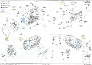 Anleitung2-5-300x213 Bf 109F Engine and Fuselage Guns Eduard 1:48 (648 300)