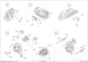 Anleitung3-2-300x212 Bf 109F Engine and Fuselage Guns Eduard 1:48 (648 300)