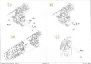 Anleitung4-1-300x212 Bf 109F Engine and Fuselage Guns Eduard 1:48 (648 300)