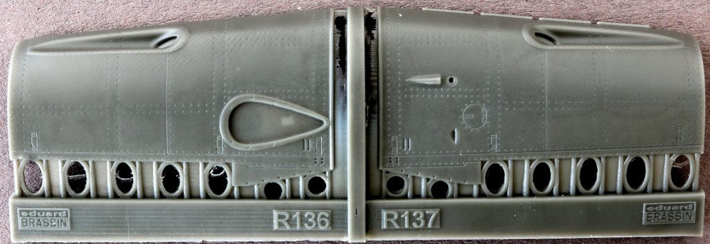 Cowling1-1024x352 Bf 109F Engine and Fuselage Guns Eduard 1:48 (648 300)