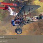 """EduArt_Dawn_Patrol_04-150x150 EduArt-Edition """"DAWN PATROL"""" - Spad XIII & Fokker D.VII - Eduard 1/48 --- #11102X"""