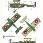 Eduard-82131-SE.5a-Wolseley-Viper-Farbschemen-4-150x150 Die neue SE.5a Wolseley Viper von Eduard in 1:48 (# 82131 )
