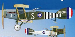 Bristol F.2B – Eduard Weekend Edition – 1/48 — #8489