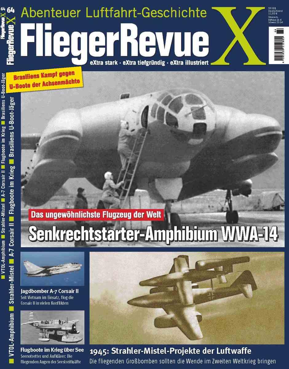 Flieger-Revue-X-Nr.-64-Cover Die neue Flieger Revue X ist da!