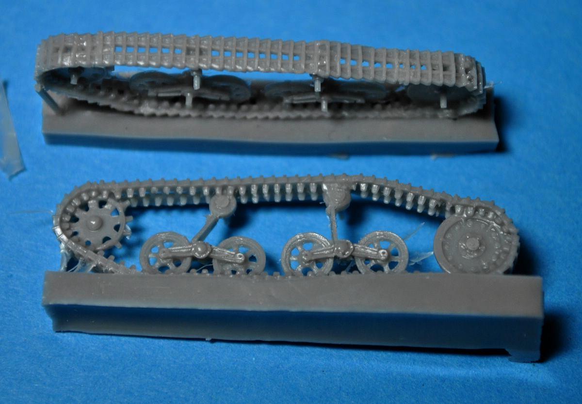 ModellTrans-MT-72087-Type-2594-Chokei-Sensha-Late-series-10 Type 2594 Chokei Sensha Tankette (ModellTrans MT 72087)