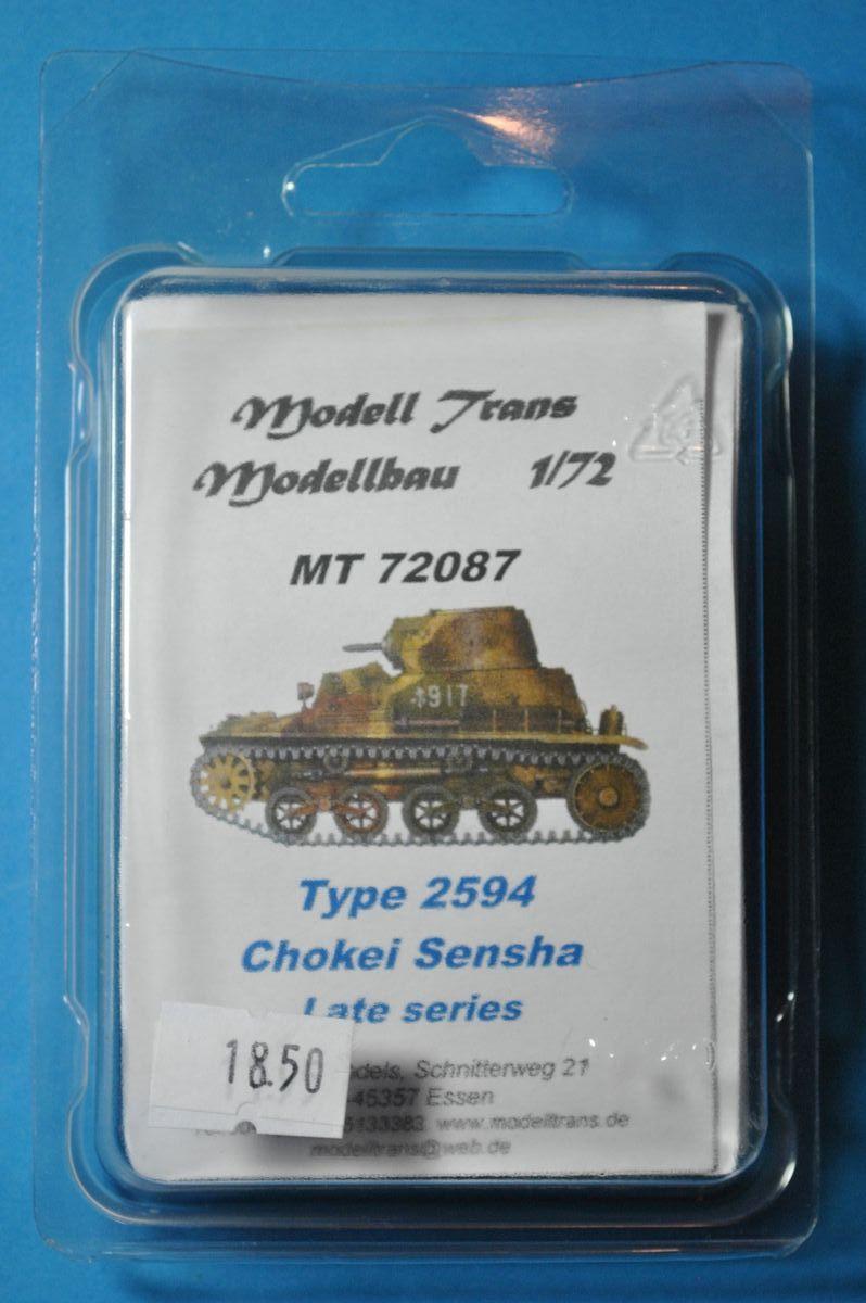 ModellTrans-MT-72087-Type-2594-Chokei-Sensha-Late-series-8 Type 2594 Chokei Sensha Tankette (ModellTrans MT 72087)