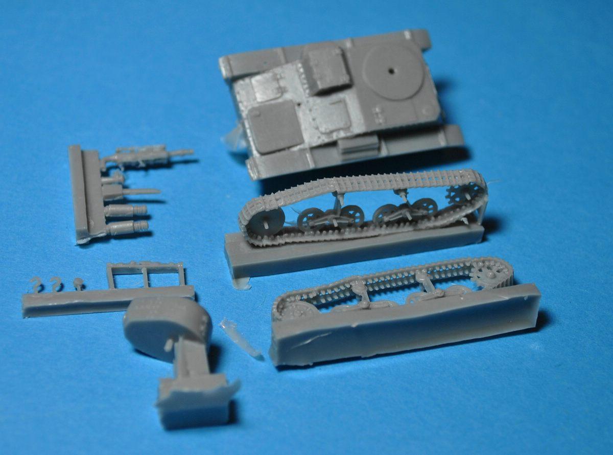 ModellTrans-MT-72087-Type-2594-Chokei-Sensha-Late-series-9 Type 2594 Chokei Sensha Tankette (ModellTrans MT 72087)