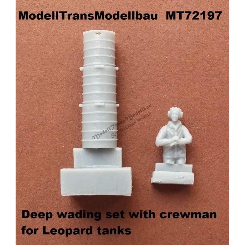 ModellTrans-MT-72197-Deep-wading-set-with-crewman-for-Leopard Neuheiten von Modelltrans für die EuroModelExpo am 25./26. März