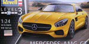 Mercedes AMG GT in 1:24 von Revell