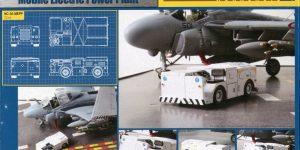 NC-2A MOBILE ELECTRIC POWER PLANT – Skunkmodels Workshop – 1/48 — #48021