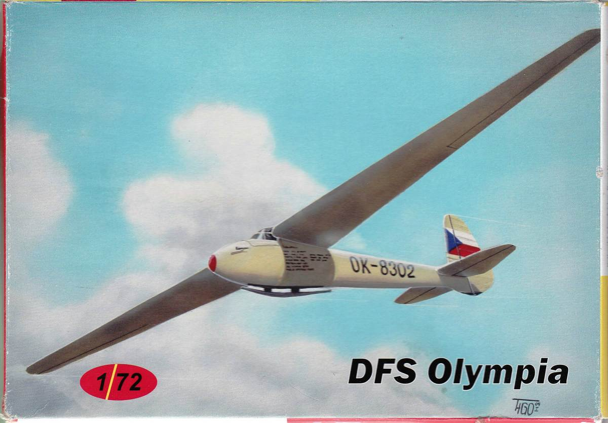 AZ-Model-AZCZ-23-DFS-Olympia-meise-Special-Markings-8 DFS Olympia Meise in 1:72 von AZ Model ( # AZCZ 23 )