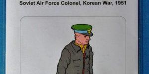 Soviet Air Force Colonel Korean War 1951 von Aerobonus 1:48