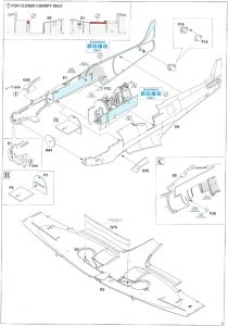 Anleitung05-210x300 Spitfire Mk. IXc (early version) Eduard ProfiPACK 1:48 (#8282)