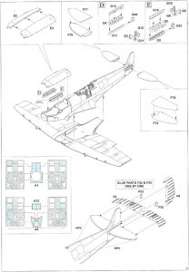 Anleitung07-208x300 Spitfire Mk. IXc (early version) Eduard ProfiPACK 1:48 (#8282)