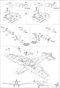 Anleitung09-207x300 Spitfire Mk. IXc (early version) Eduard ProfiPACK 1:48 (#8282)