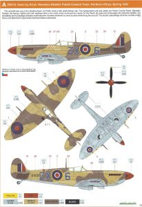 Anleitung11-206x300 Spitfire Mk. IXc (early version) Eduard ProfiPACK 1:48 (#8282)