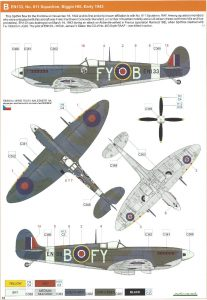 Anleitung12-207x300 Spitfire Mk. IXc (early version) Eduard ProfiPACK 1:48 (#8282)