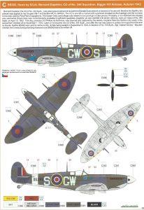 Anleitung13-206x300 Spitfire Mk. IXc (early version) Eduard ProfiPACK 1:48 (#8282)