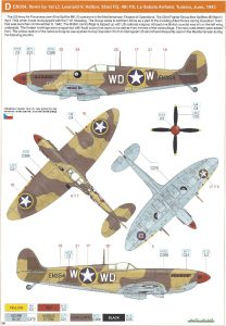 Anleitung14-208x300 Spitfire Mk. IXc (early version) Eduard ProfiPACK 1:48 (#8282)