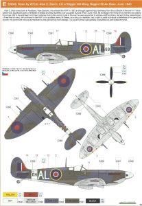 Anleitung15-207x300 Spitfire Mk. IXc (early version) Eduard ProfiPACK 1:48 (#8282)